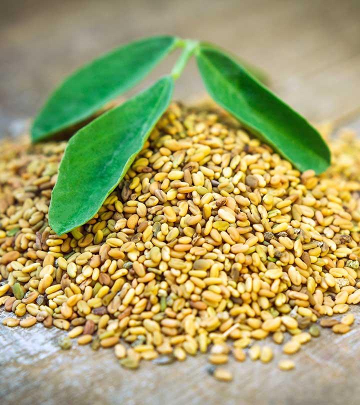 18 Astonishing Benefits Of Fenugreek Seeds (Methi) For Skin, Hair, And Health