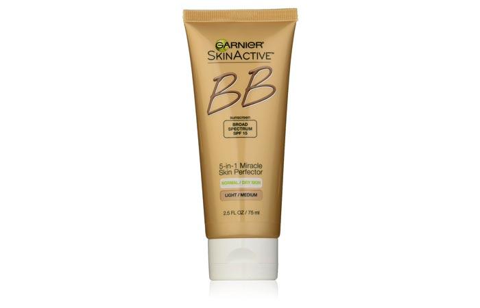 Best Face Makeup Products - 4. Garnier BB Cream