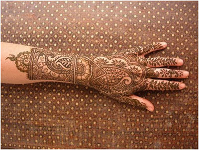 Indian Mehndi Designs 13