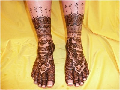 Indian Mehndi Designs 15
