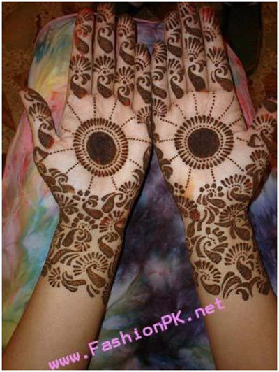 Indian Mehndi Designs 18