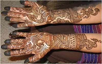 Indian Mehndi Designs 2