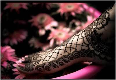 Indian Mehndi Designs 3
