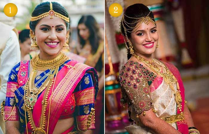 Beautiful Indian Bridal Makeup Looks - The South Indian Bridal Look