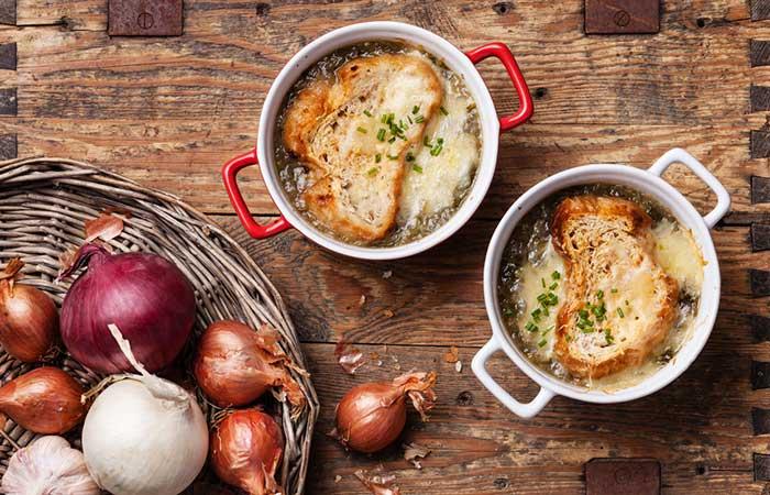 Benefits Of Onions