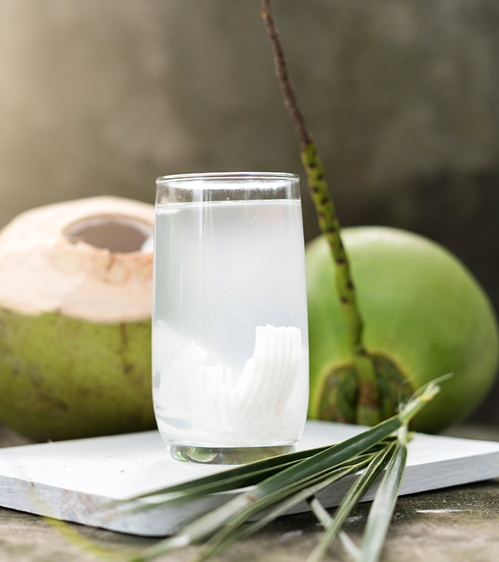 60 Amazing Benefits Of Coconut Water (Nariyal Pani) For Skin And Health