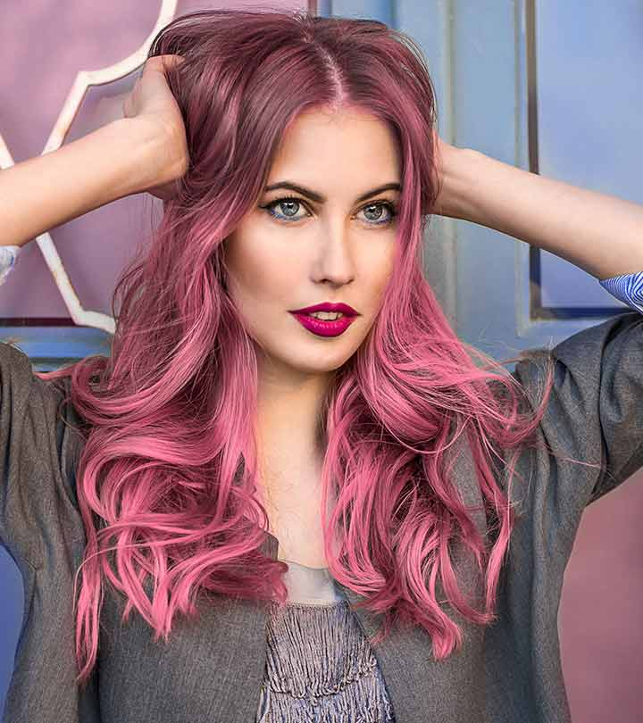 Makeup Tips For 8 Types Of Coloured Hair