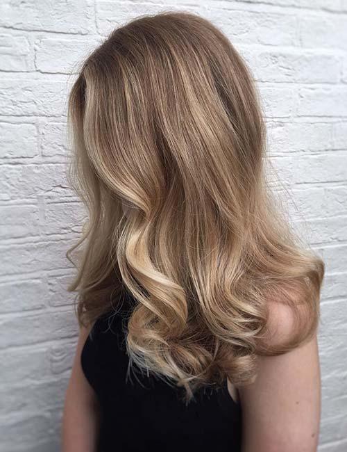 19. Voluminous Curls