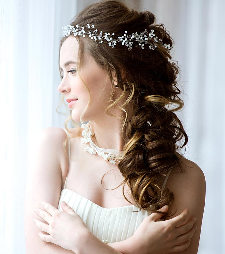 Shutterstock Save Home Hair Styles Bridal Hairstyles
