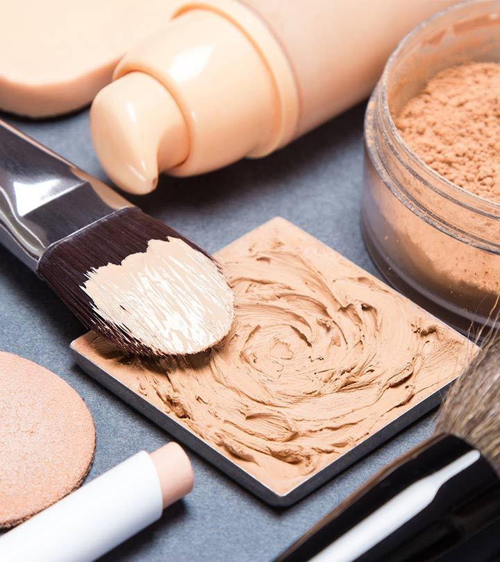 Is Your Foundation Too Light? Here Are 8 Ways To Fix It