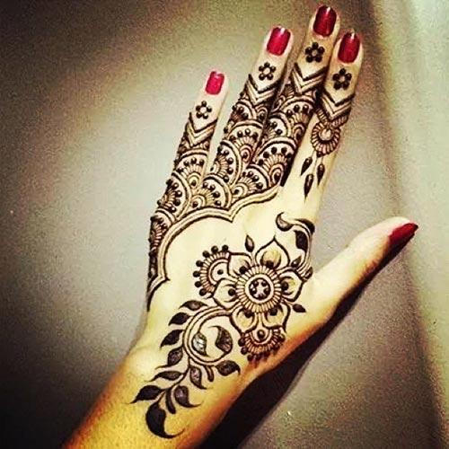 Blank Fingertips