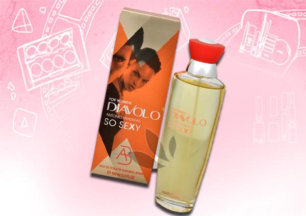 Best Antonio Banderas Perfumes - diavolo so sexy perfume