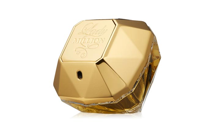 Famous French Perfumes - 4. Paco Rabanne lady Million