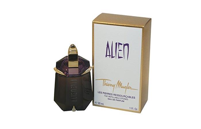 Best French Perfume Brands - 6. Thierry Mugler Alien
