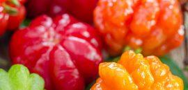 Top 5 Benefits Of Surinam Cherries