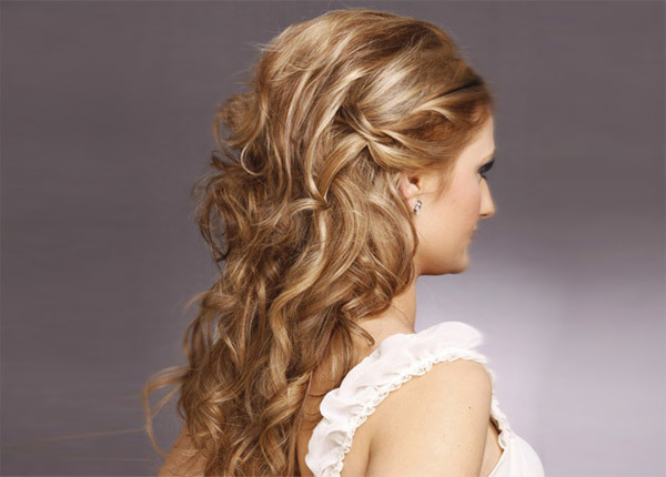 Wavy Hairstyle Pinit