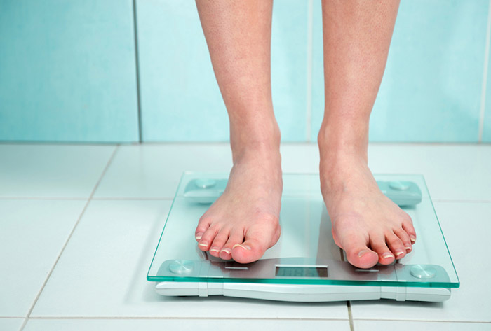 Weigh Yourself And Count Calories