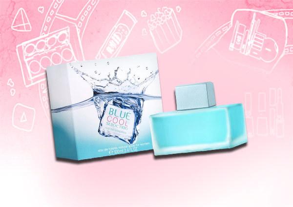 Best Antonio Banderas Perfumes - blue cool perfume