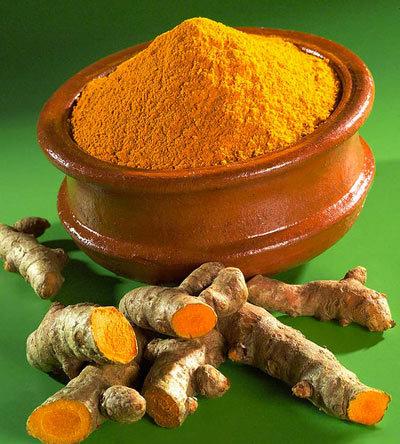 Use Turmeric For Yellow Skinned Women