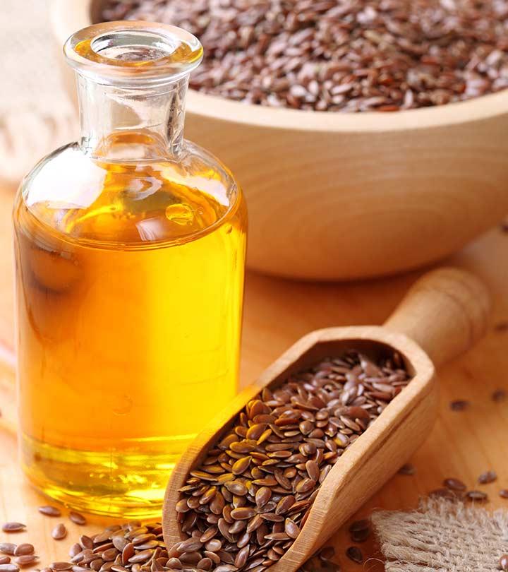 12 Amazing Benefits Of Flaxseed Oil