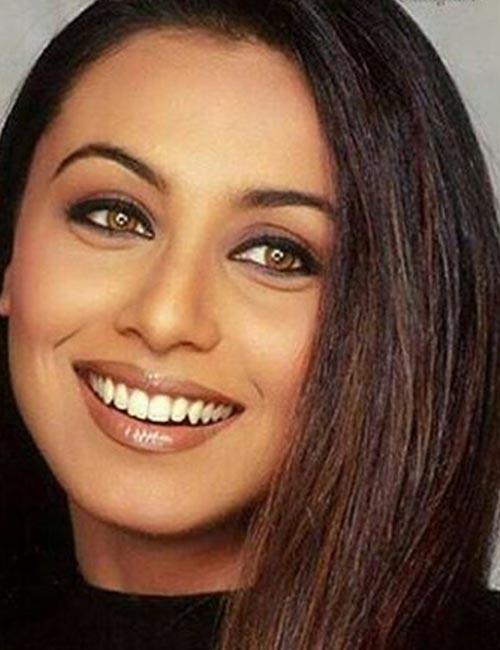 12. Rani Mukherjee
