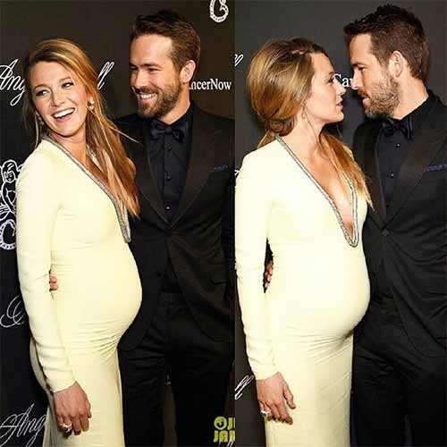 Pregnant Celebrities - Blake Lively