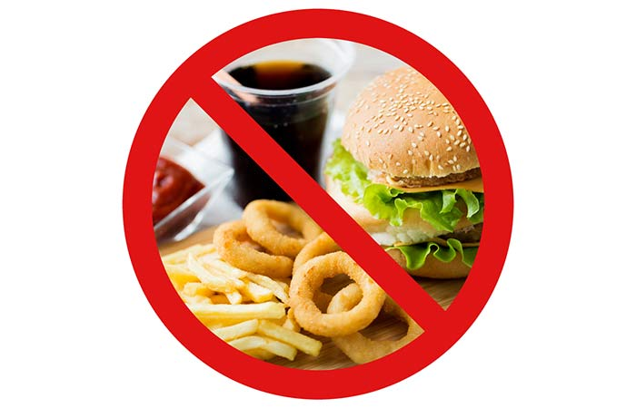 23. Avoid Snacking On Junk Food