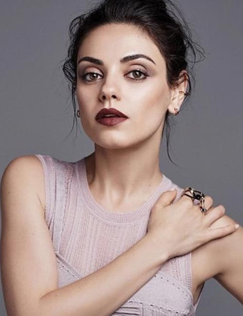 23. Mila Kunis - Cute Woman In The World