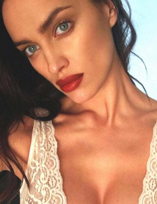 27. Irina Shayk - Pretty Woman In The World