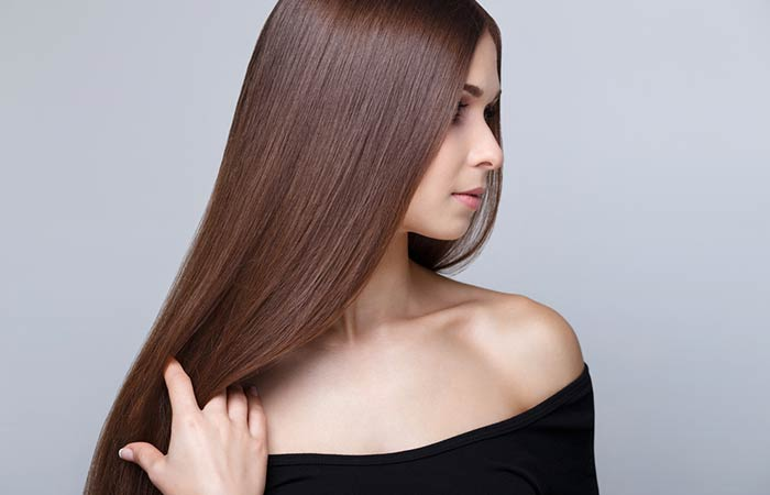 Tea Tree Oil - Makes Hair Longer And Thicker