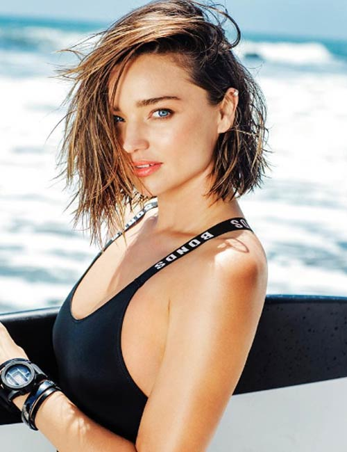32. Miranda Kerr - Woman With Stunning Looks