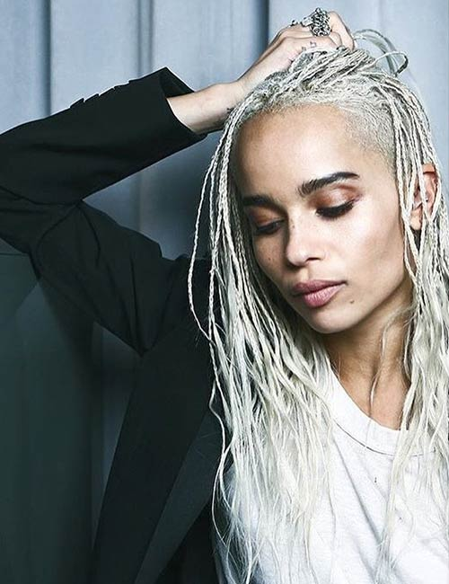 36. Zoe Kravitz - Graceful Woman In The World