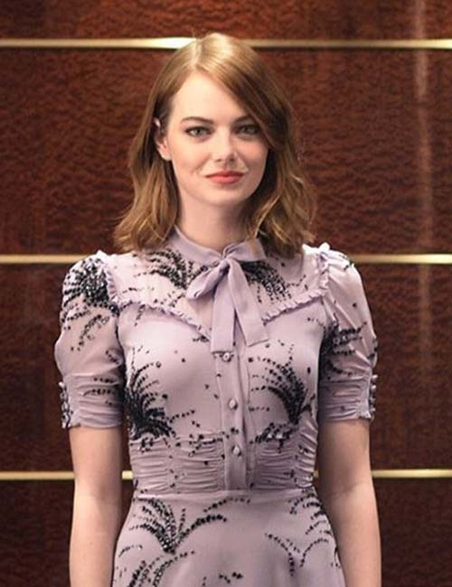 48. Emma Stone - Graceful Woman In The World