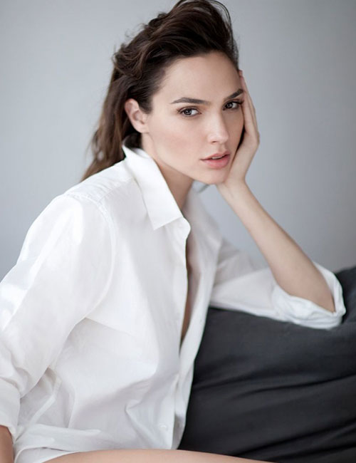 9. Gal Gadot - Gorgeous Woman In The World