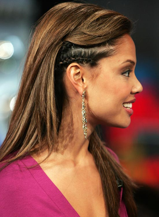 20. Badass Side Braid: