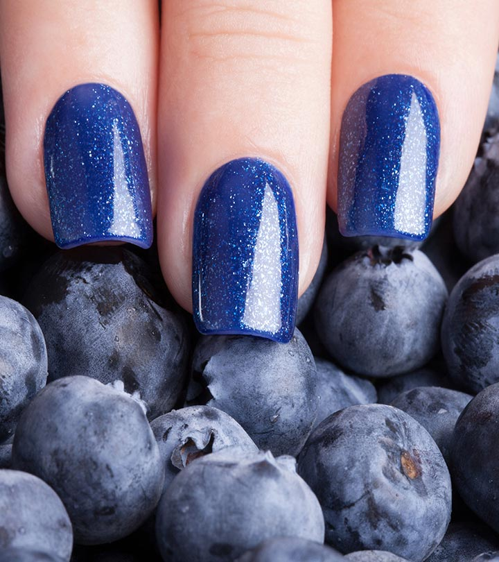 10 Best Blue Nail Polishes (Reviews) For Women - 2018 Update