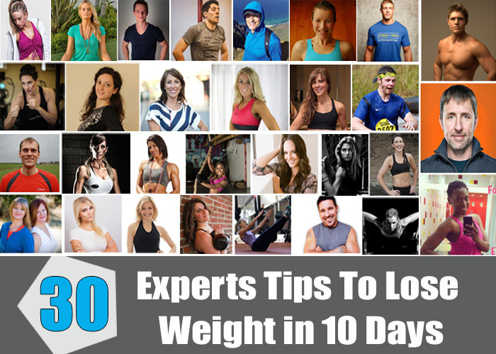 Simple tips to lose weight in just 10 days experts tips to lose weight in 10 days ccuart Images