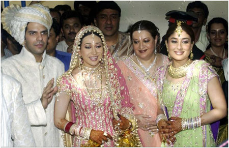Karishma Kapoor's Bridal Look