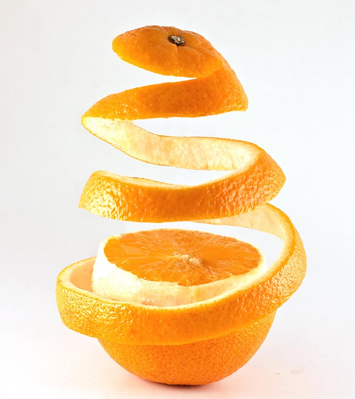 Top 10 Benefits Of Orange Peels – Why They Make Your Life Better