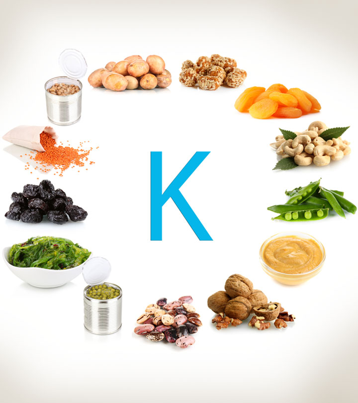 Top 10 Vitamin K Rich Foods
