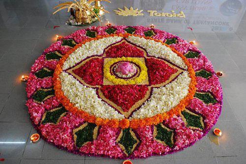 flower rangoli designs blog