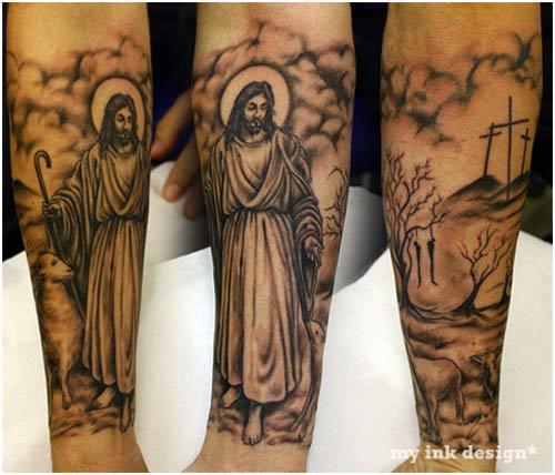 religious tattoos ideas