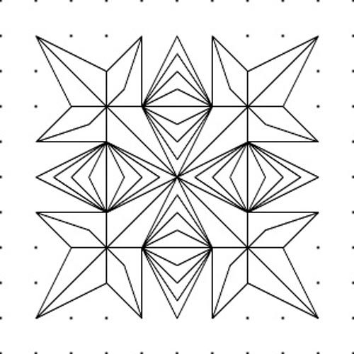 stained glass patterns free
