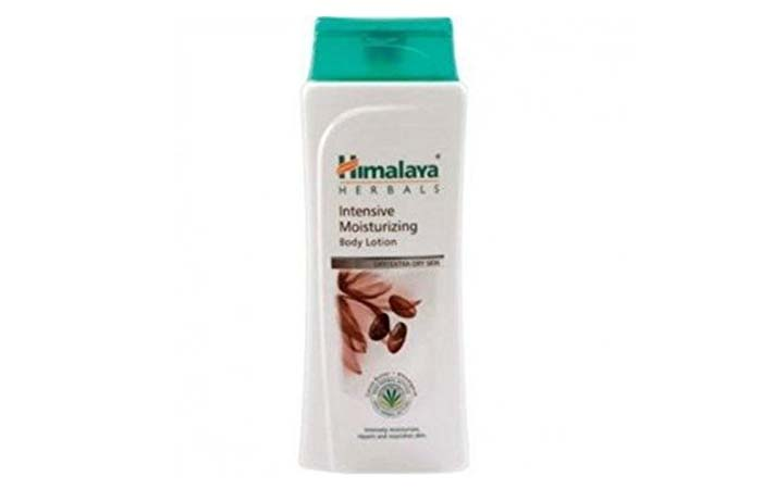 Best Body Lotions For Dry Skin - Himalaya Herbals Intensive Moisturizing Body Lotion