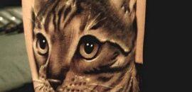 10-Cute-Cat-Tattoo-Designs