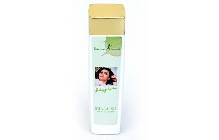 Best Body Lotions For Dry Skin - Shahnaz Husain Sha Fresh Moisturising Lotion