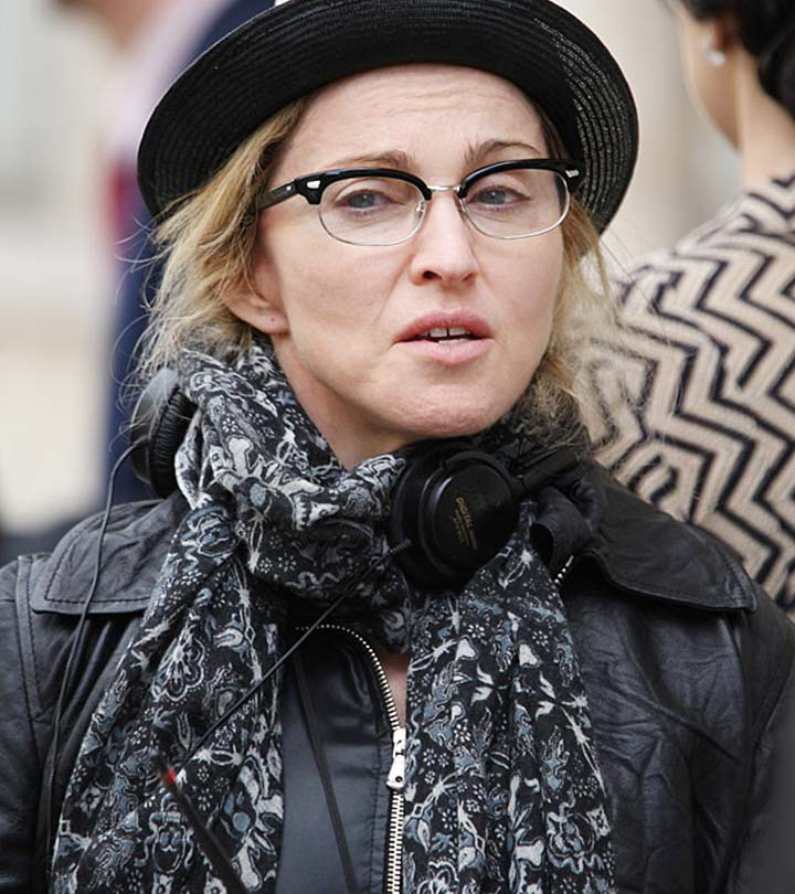 9 Pictures Of Madonna Without Makeup