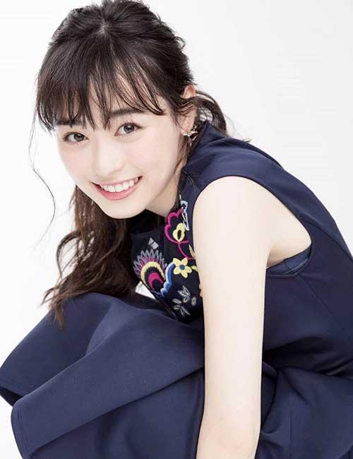 Most Beautiful Japanese Girls - 3. Haruka Fukuhara