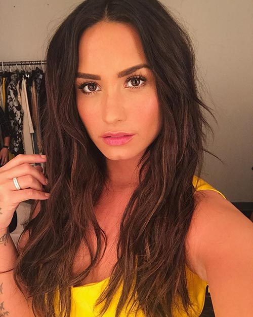 Demi Lovato - American Beautiful Girl
