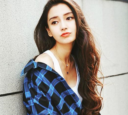 Angelababy - Hot Chinese Girl